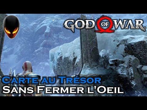 Carte Au Tresor Sans Fermer Loeil.God Of War Carte Au Tresor Sans Fermer L Oeil Montagne
