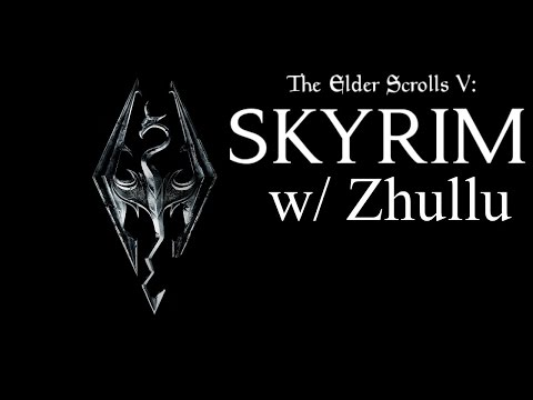 (Skyrim Remastered) Lets Play with Zhullu Ep28 | Quiet Dungeon Raiding
