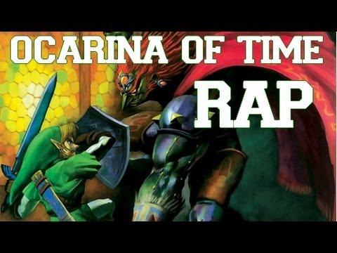 Ocarina Of Time RAP! - NicoBBQ