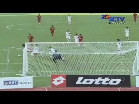 INDONESIA u19 (1-3) Vietnam u19 Hassanal Bolkiah Trophy Full Highlights 13/8/2014