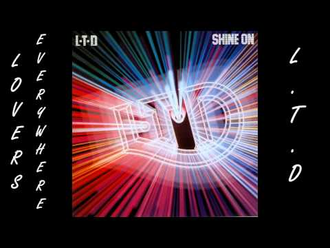 L.T.D  - Lovers Everywhere 1980