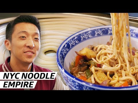 The Hand-Ripped Noodle Empire That Took Over NYC — Handmade