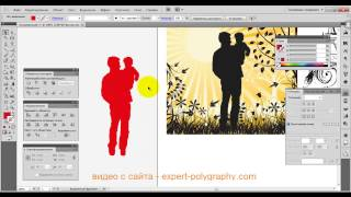 Рисование на графическом планшете в Adobe Illustrator(ВИДЕО С САЙТА - http://expert-polygraphy.com/risovanie-na-graficheskom-planshete-v-adobe-illustrator ..., 2014-04-14T14:31:17.000Z)