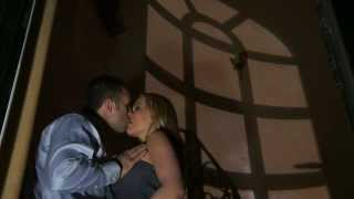 Alanah Rae and Kieran Lee Hot Smooch