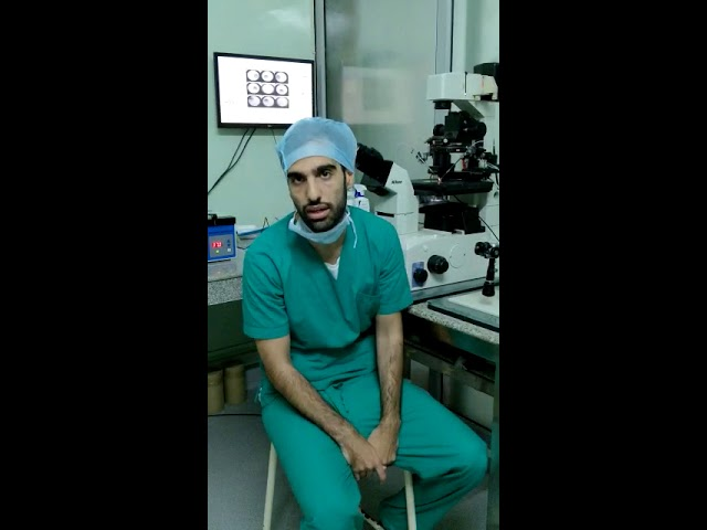 Embryologist Training program conducted in India at Akanksha IVF Centre, under DR. K D NAYAR