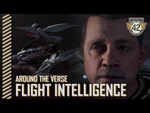 Squadron 42: Around the Verse - Flight Intelligence