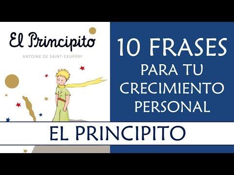 10 Frases Del Principito Imprescindibles En Tu Crecimiento