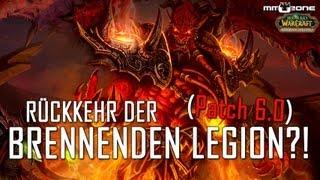 Rückkehr der brennenden Legion mit der nächsten Erweiterung?