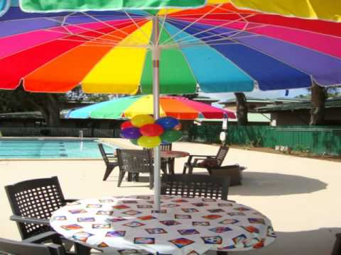 Balloon decoration ideas without helium youtube for Balloon decoration ideas youtube