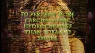 California Law States Marijuana Smoke Causes Cancer / Video