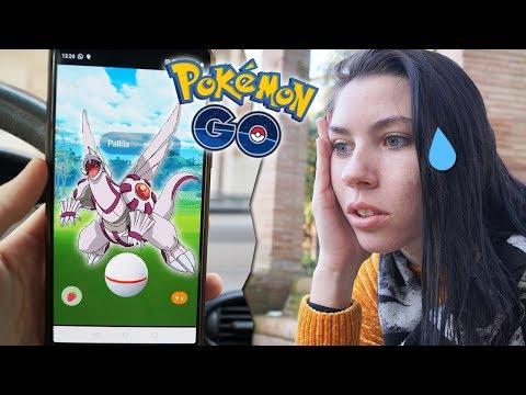VOY a por MI PRIMER PALKIA y ''ME LLEVO'' ESTO - Pokemon Go   SoninGame thumbnail