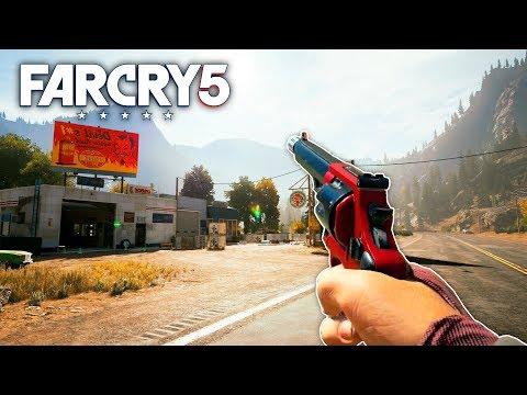 Far Cry 5 - ULTIMATE HAND CANNON (Far Cry 5 Free Roam) #49