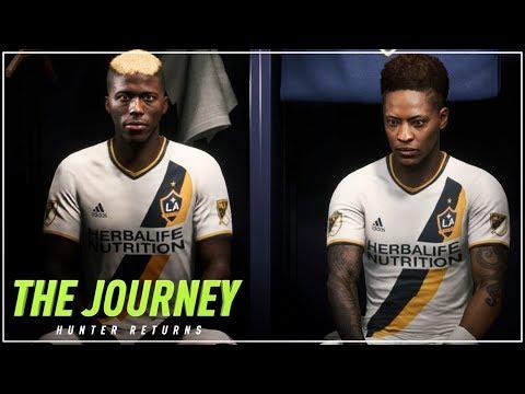 FIFA 18 The Journey Hunter Returns: Final MLS Cup Wilayah Barat #20 (Bahasa Indonesia)