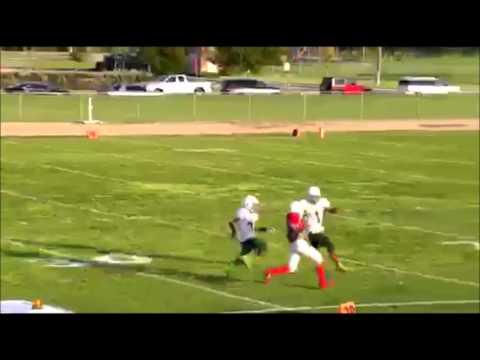 Andrew Maldonado- 7th Grade Football Season Highlights
