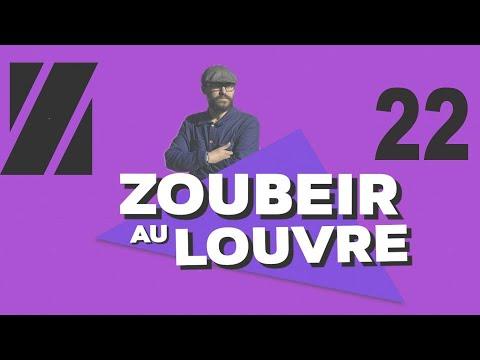 Zoubeir Au Louvre