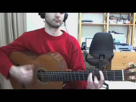 Michael HeartWe Will Not Go Down Song for Gaza Guitar Tutorial