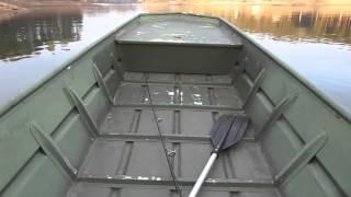 1966 Evinrude 6 HP on 1436 Jon boat.