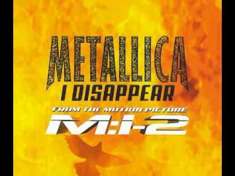Metallica I Disappear MI2