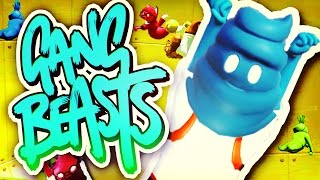 PELEAS EN GRAVEDAD CERO | Gang Beasts (Momentos Divertidos #2) Free HD Video