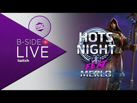 HEROES OF THE STORM (MEDIVH FEAT. MERLO) - MORLU TOTAL GAMING