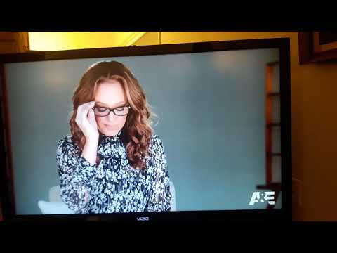 Something weird happened during Leah Remini's Scientology documentary.....