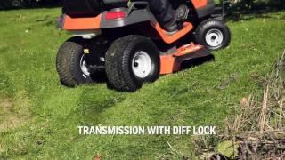 Lawn Tractor Automatic Diff Lock