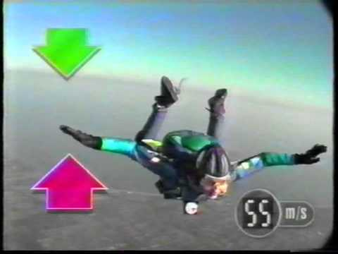 Scientific Eye Parachute Forces Clip.MPG