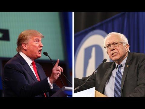 Trump And Sanders Leading Iowa 2016 Primary Race