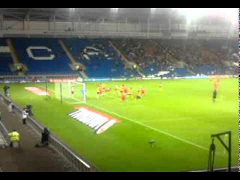 Wales goal v Australia 2011 (darcy blake)