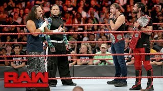 The Hardy Boyz congratulate new Raw Tag Team Champions Rollins & Ambrose: Raw, Aug. 21, 2017 thumbnail
