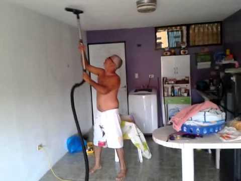 Como Limpiar El Techo De El Apartamento Youtube