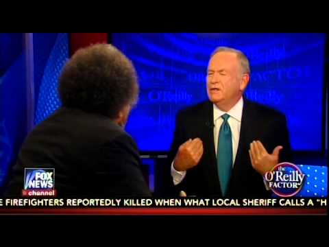 Bill O'Reilly vs Cornel West on Poverty, Race, and Economics