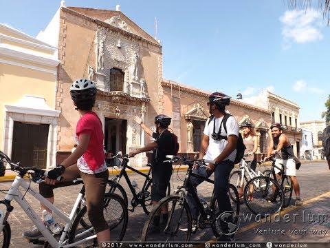 Mérida biking tour