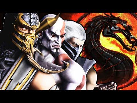 MORTAL KOMBAT 9 - Aroldo da Guerra, Smoke e Scorpion! - Torneio: Muito Difícil