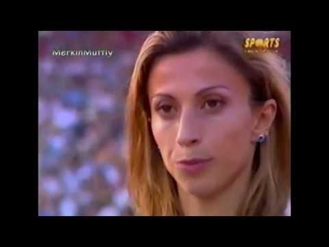 Niki Xanthou - Beautiful Greek Long Jumper!!