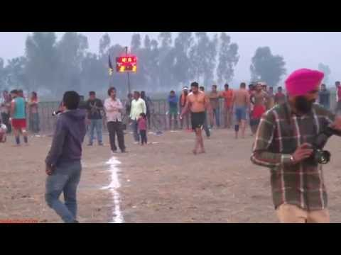 NIMAZIPUR (Shahkot)    KABADDI TOURNAMENT - 2015    OPEN SEMI FINALS    Full HD   