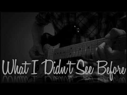 what-i-didn't-see-before---jonathan-hall-(original-song)