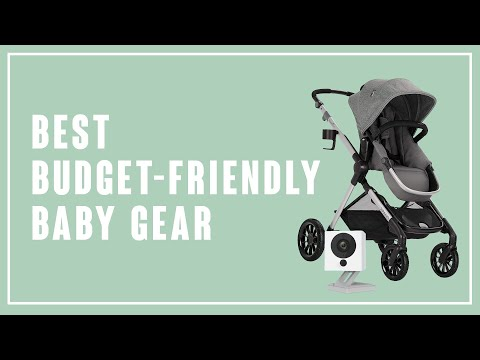Budget-Friendly Newborn Must-Haves 2020 – Travel Systems, Monitors And More