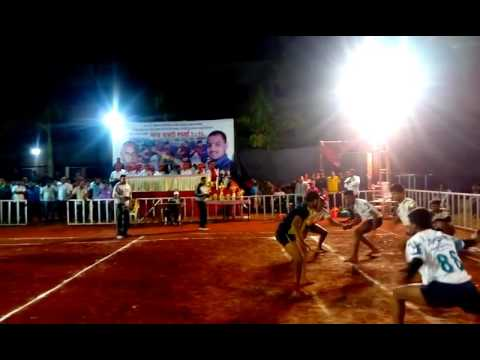 Kabaddi jump Wagheshwar sports club playar pune