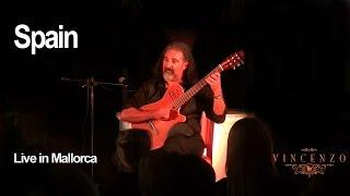 Spain (Chick Corea) Cover - Live in Mallorca - Spanish Guitar