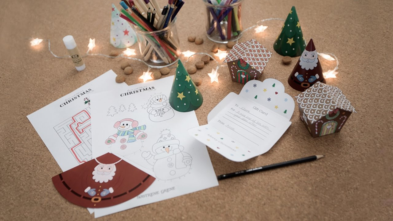 diy fun templates for children s craft ideas by søstrene grene