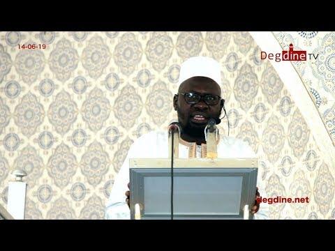 Soyez justes dans vos témoignages ... Khoutbah 14 06 19 - Dr Aliou GUEYE H.A, Jaxaay
