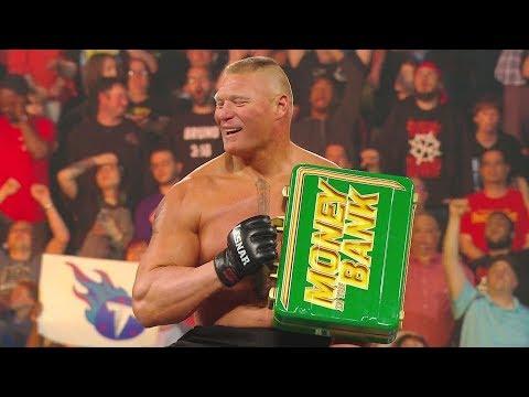 Download MAJOR SURPRISES   WWE Money In The Bank 2019 Full Show Highlights Recap   LESNAR RETURNS BAYLEY WINS