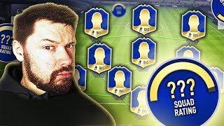 TEAM OF THE SEASON DRAFT CHALLENGE!! - FIFA 18 Ultimate Team