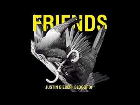 friends one hour loop   justin bieber ft bloodpop
