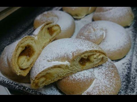 Испанские булочки с заварным кремом рецепт