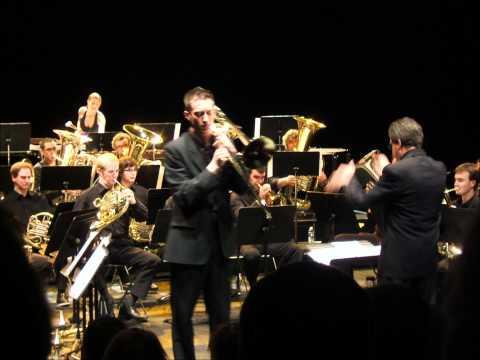 Nicolas Moutier & Imperial Brass Band : Rhapsody de Langford