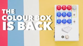 The Colour Box Is Back, Colour Box V2