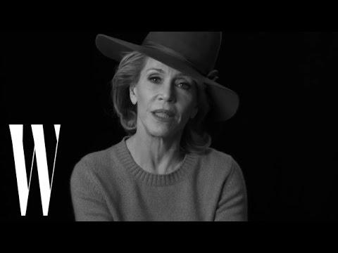 Jane Fonda Talks About Being a Fashion Icon