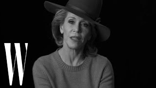 Jane Fonda Talks About Being a Fashion Icon